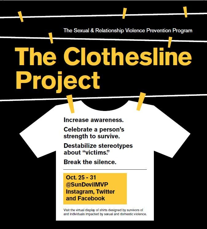 Clothesline Project 2020